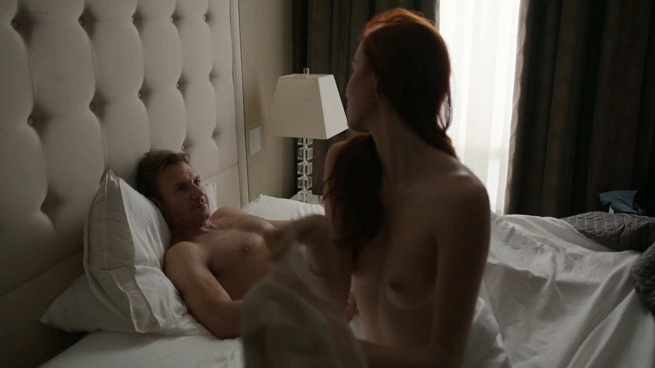 Elyse Levesque nude topless - Transporter The Series (2014 ...