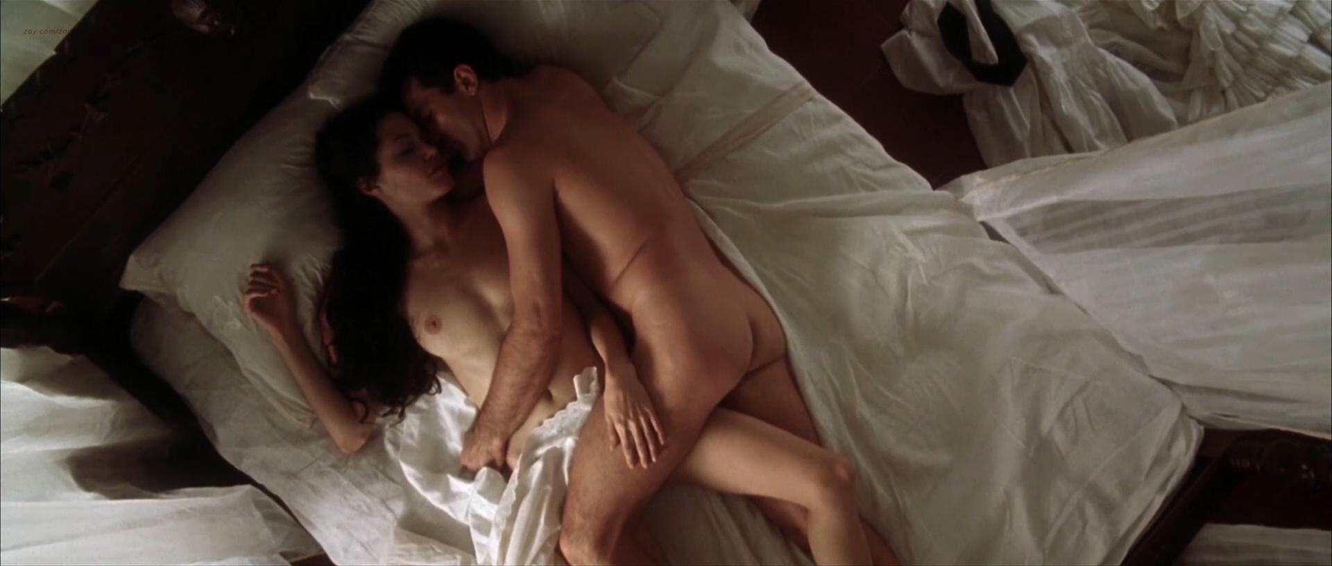 Angelina Jolie Nude And Hot Sex In - Original Sin 2001 -9368